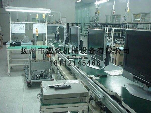 液晶显示器生产线